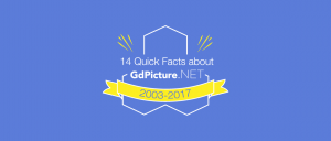 14 Facts GdPicture.NET