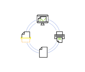 Fact 8: GdPicture.NET manages every step of a document's life cycle