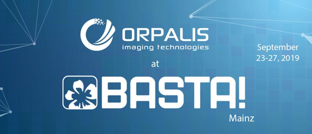 ORPALIS and BASTA logos