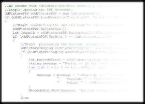 Exemple QR Code