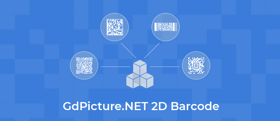 GdPicture.NET 2D Barcode Reader and Writer Plugin