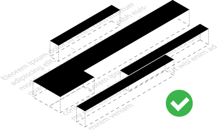 "This is an illustration of a good PDF redaction process. ""Hidden"" contents is actually removed from the contents. Removing black rectangles won't reveal sensitive data."
