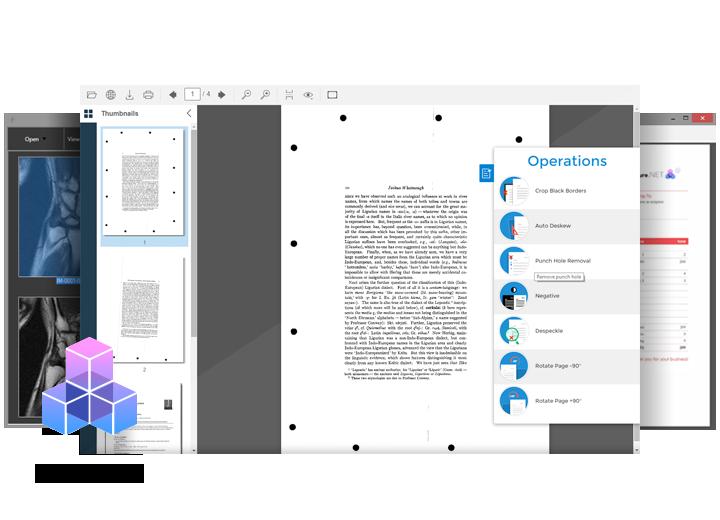 Document Imaging SDK for any software development